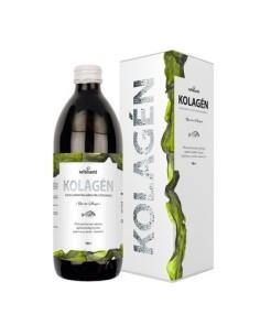 13520a5f45df Kolagén – hydrolyzovaný kolagén s príchuťou manga 500 ml