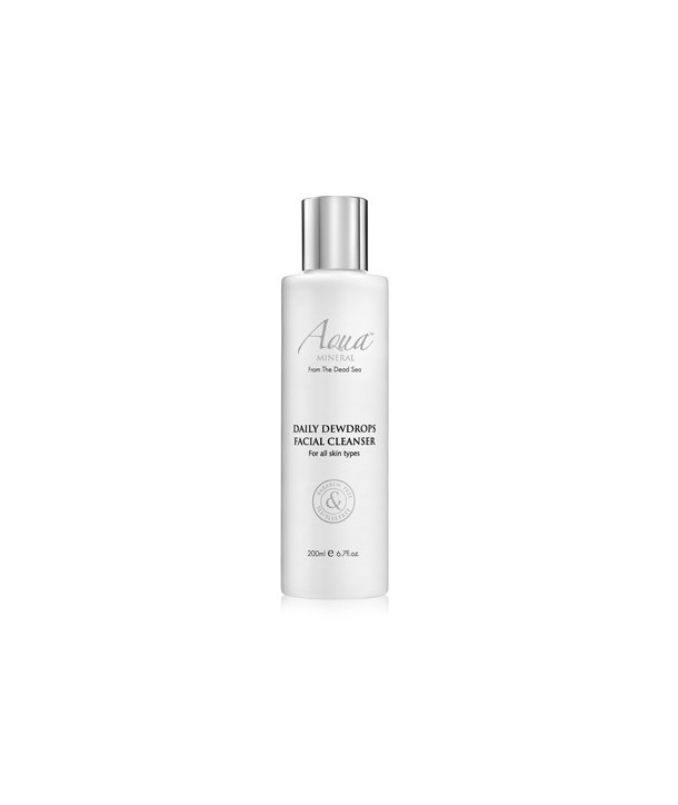 Daily dewdrops Facial cleanser