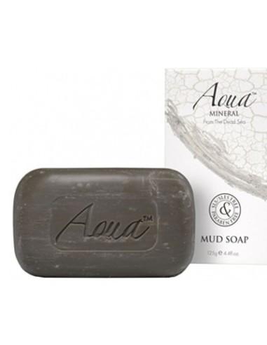 Mud soap