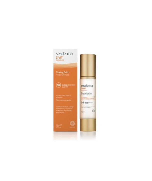 C-VIT Radiance Glowing fluid