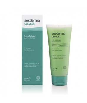 SESDERMA Celulex Anti-cellulite gel 200 ml